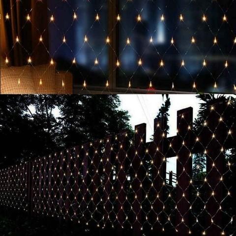Светодиодные шторы сетка 2,0 х 2,0 м