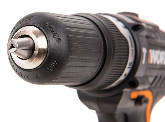 Дрель-шуруповерт ударная аккумуляторная WORX WX367.1