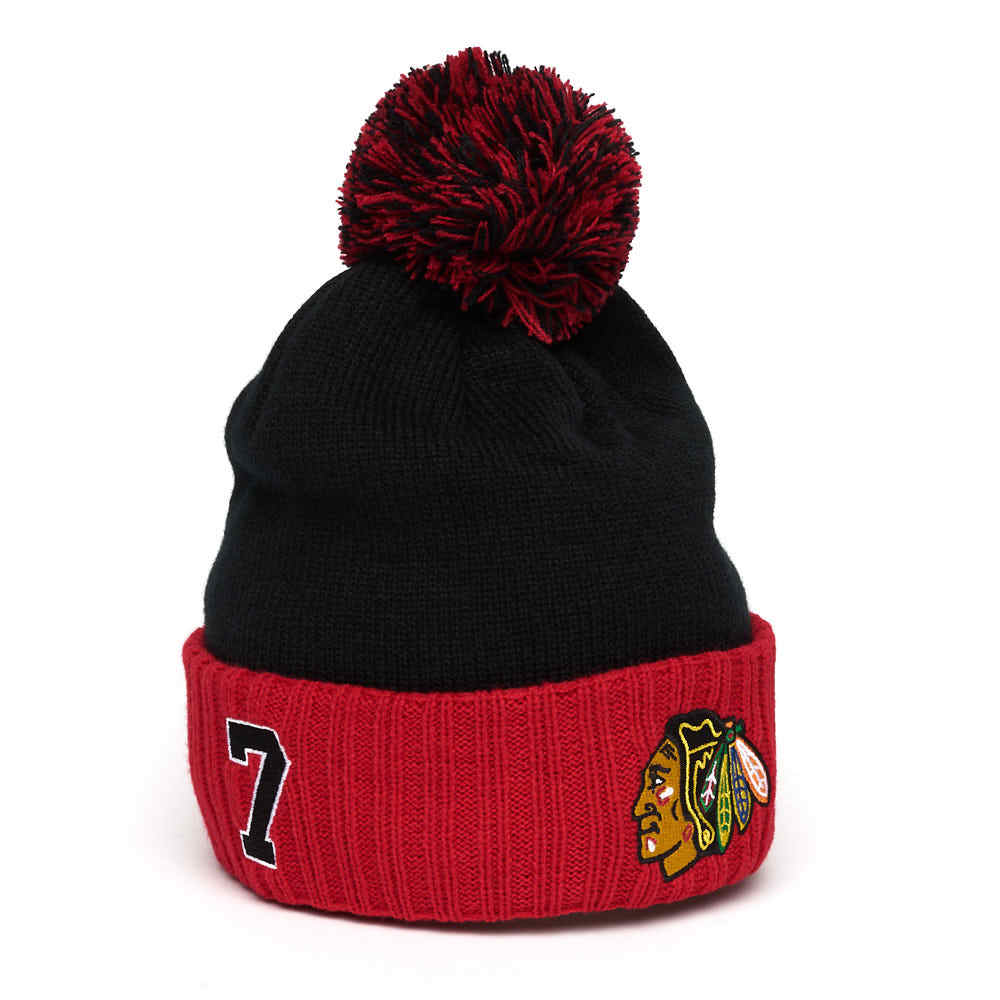 Шапка NHL Chicago Blackhawks № 7