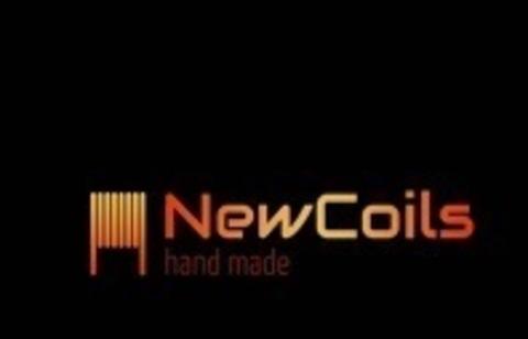 New Coils Fused Clapton Плата 6 витк. Ø3 (2*0,4Ni80 + 0,1Ni80) 0,11Ω 2шт.
