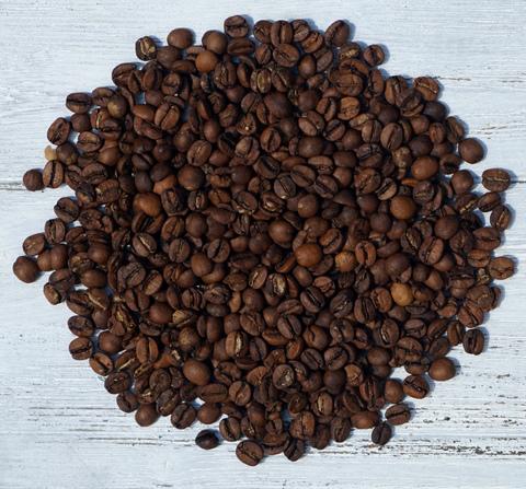 Кофе свежей обжарки Бразилия Монтанари в зернах 250г