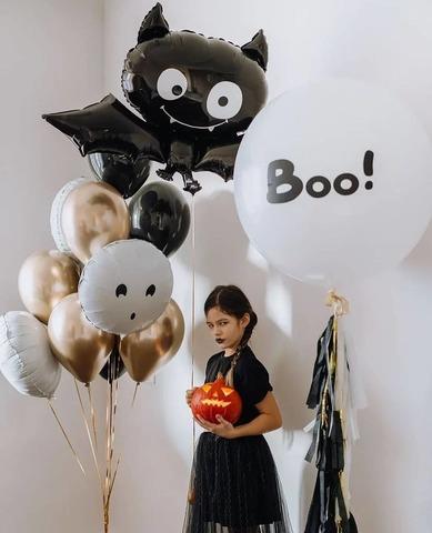 Набор шаров на Хэллоуин №10