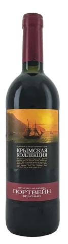 Винный напиток Портвейн красный серии