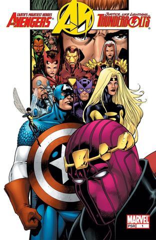 Avengers/Thunderbolts #1