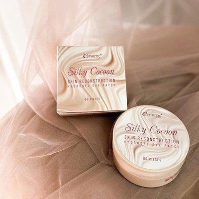 Патчи для век Esthetic House Silky Cocoon Hydrogel Eye Patch