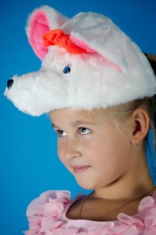 Карнавальная шапочка Мышь 1