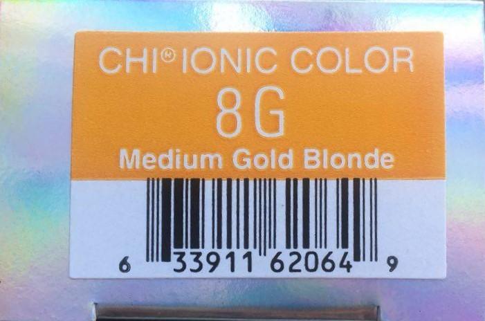 Крем-краска CHI Ионик 8 G 85 гр