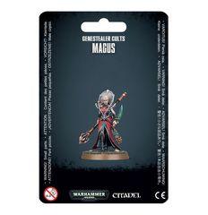 Genestealer Cults Magus / Магус