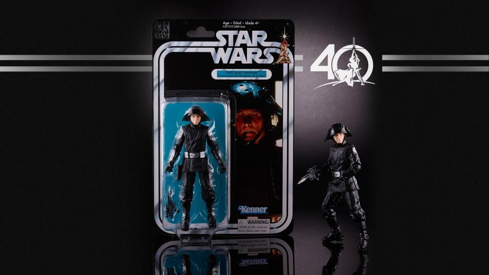 Фигурка командира Эскадрона Смерти Star Wars: Black Series 40th Anniversary