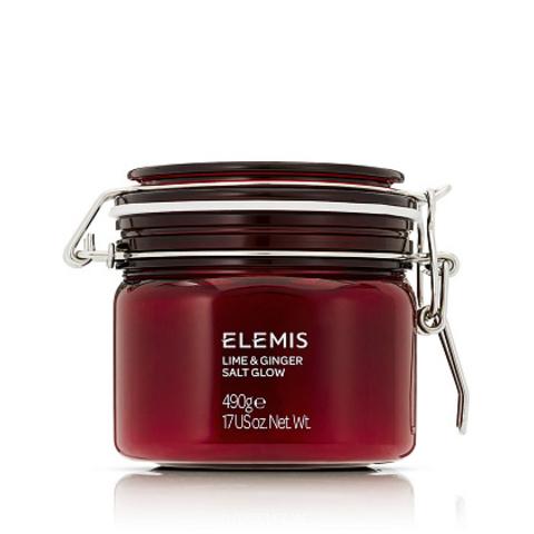 ELEMIS Exotic Lime & Ginger Salt Glow Солевой пилинг для тела Лайм-Имбирь 490 г