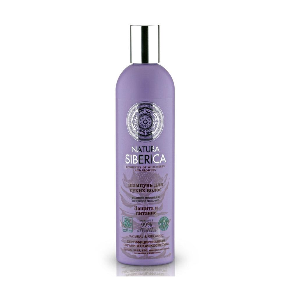 Шампунь для сухих волос защита и питание