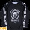 Детский рашгард Hardcore Training Helmet LS Black