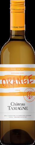 Orange Chateau Tamagne