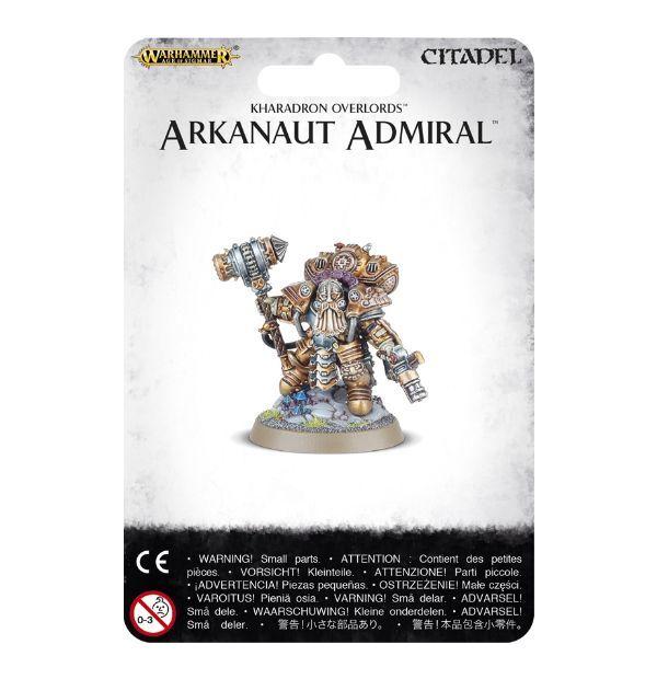 Arkanaut Admiral. Упаковка