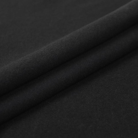 Фланель 150 см цвет черный