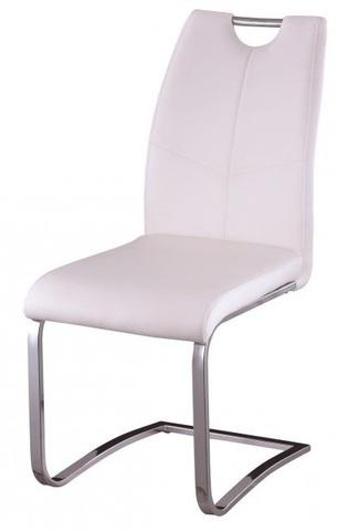 Стул С-312 WHITE (белый) О