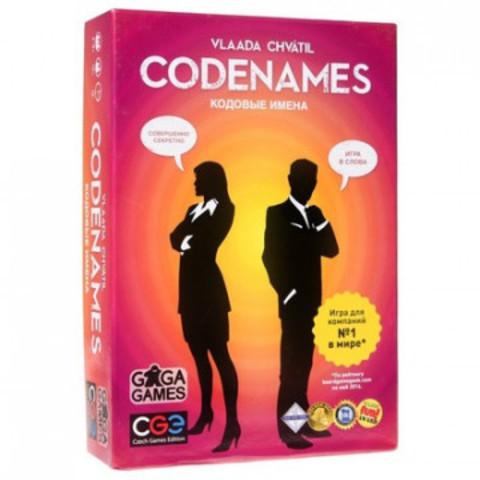 Настольная игра GaGa Games Codenames Кодовые имена