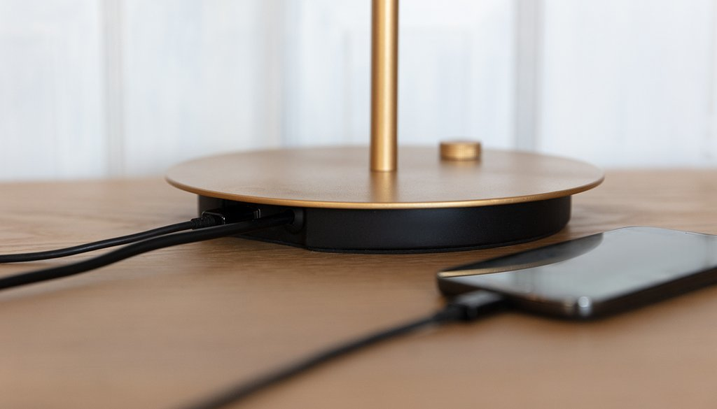 Настольный светильник UMAGE Asteria Table - вид 10