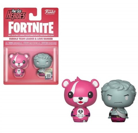 Фигурка Funko Pint Size Heroes: Fortnite S1: Cuddle Team Leader & Love Ranger