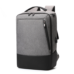 Çanta \ Bag \ Рюкзак Business grey-black