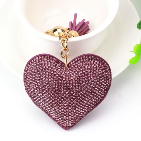 Сердце (бордо)