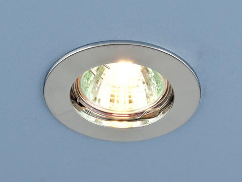 Точечный светильник 863 MR16 CH хром