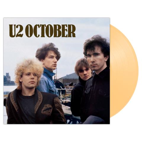 U2 / October (Coloured Vinyl)(LP)