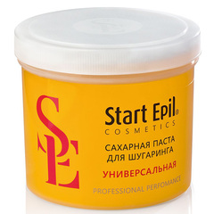 ARAVIA Start Epil, Сахарная паста для шугаринга «Универсальная», 750 г