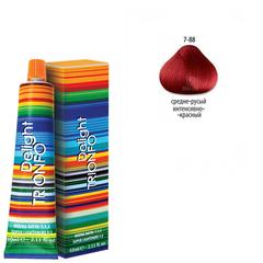 Constant Delight, Крем-краска DELIGHT TRIONFO 7.88 для окрашивания волос, 60 мл
