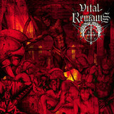 Vital Remains / Dechristianize (RU)(CD)