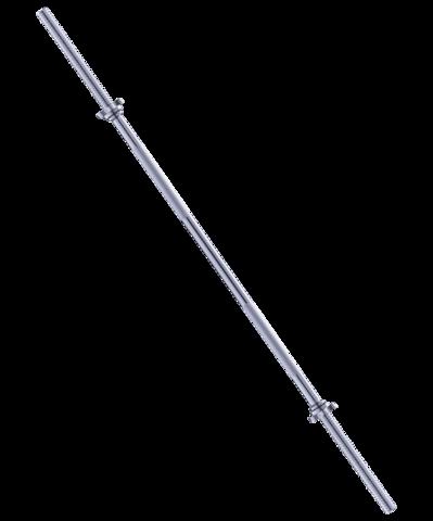 Гриф для штанги BB-103 прямой, d=25 мм, 180 см