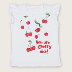Детская женская футболка E20K-44M102