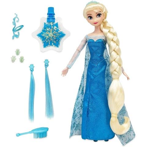 Дисней Холодное сердце Кукла Эльза для Игры с Волосами