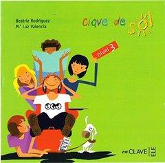Clave De Sol 3 Clase CD x1