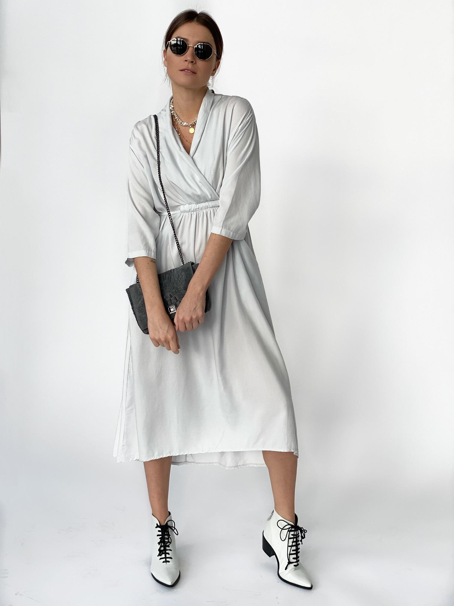 Платье, Ballerina, Olympia (светло-серый)
