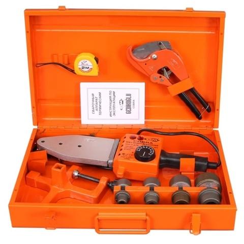 Cobra GM 0005 набор сварочного оборудования 20–40 (90) мм 1500 Вт для полипропиленовых труб