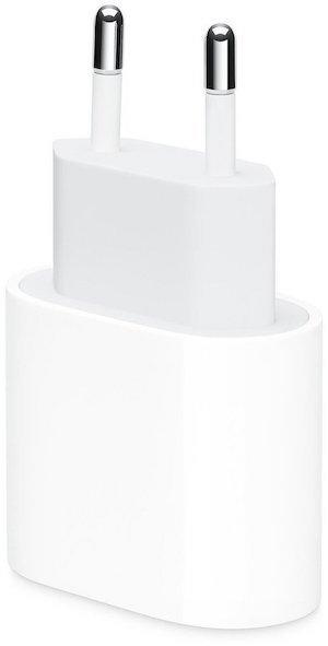 Переходники Сетевая зарядка Apple MHJE3ZM/A, белый 1.jpeg