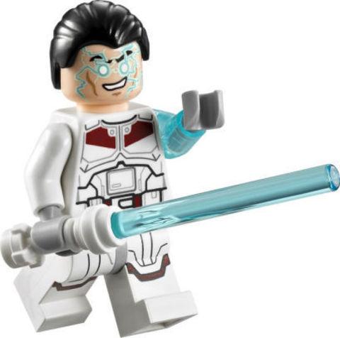 LEGO Star Wars: Секретный корабль воина Jek-14 75018 — Jek-14's Stealth Starfighter — Лего Звездные войны Стар Ворз