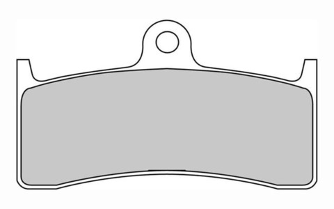 Тормозные колодки Ferodo FDB2036ST