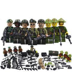 Минифигурки Военных Вьетнамская Война серия 163