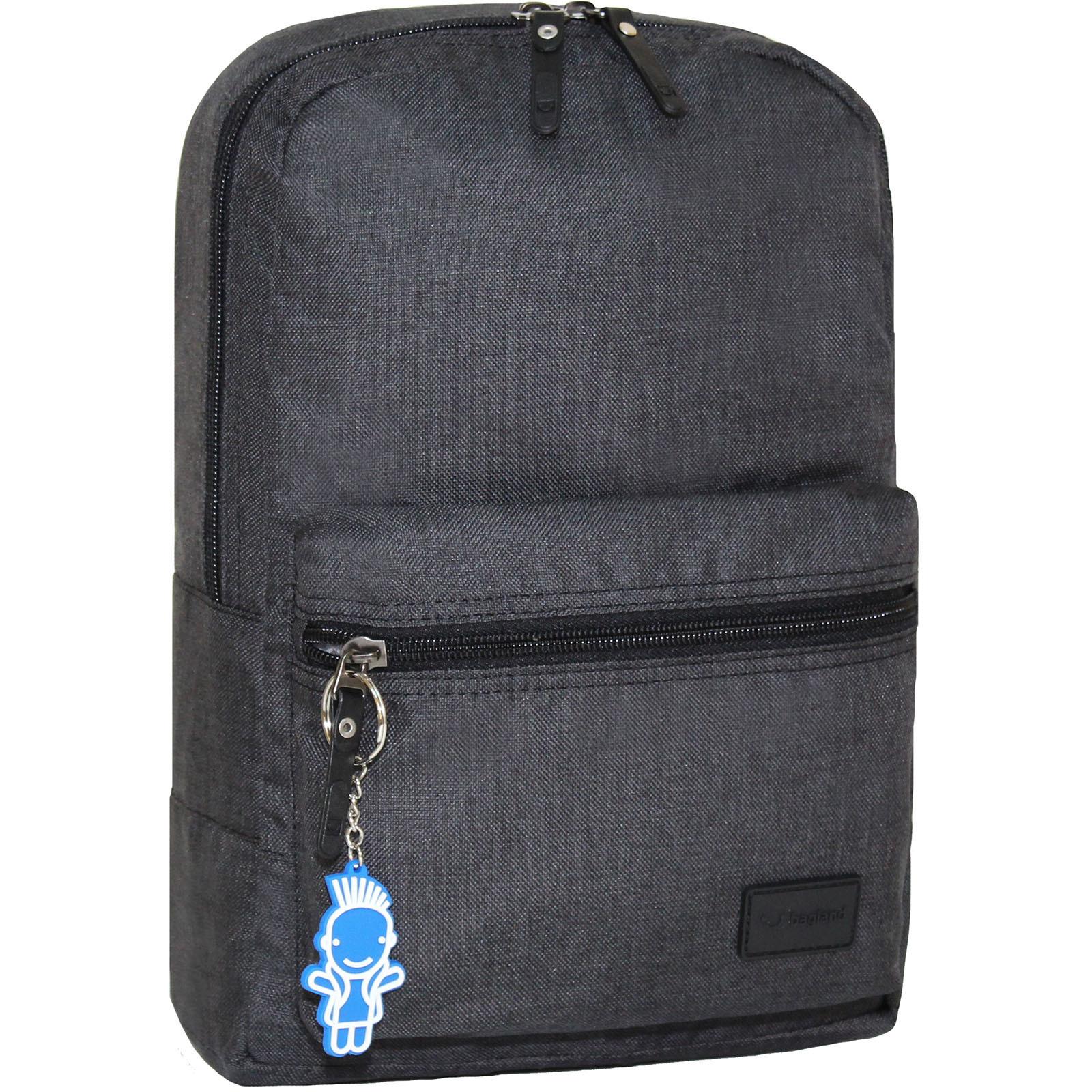Детские рюкзаки Рюкзак Bagland Молодежный mini 8 л. Черный (0050869) IMG_8775.JPG