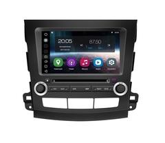Штатная магнитола FarCar s200 для Peugeot 4007 07+ на Android (V056)