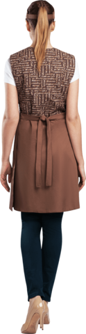 Униформа КОНТРАСТ-Ю коричневый