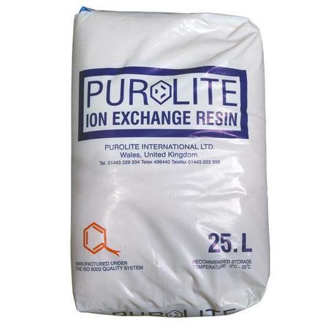 Ионообменная смола Purolite  A520E (25л/18кг)