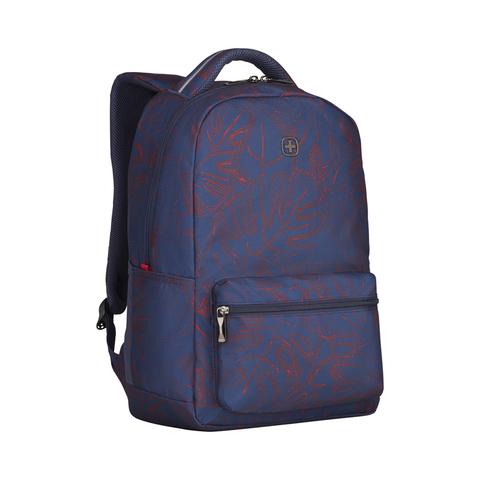 Городской рюкзак синий (22л) WENGER Colleague 606467