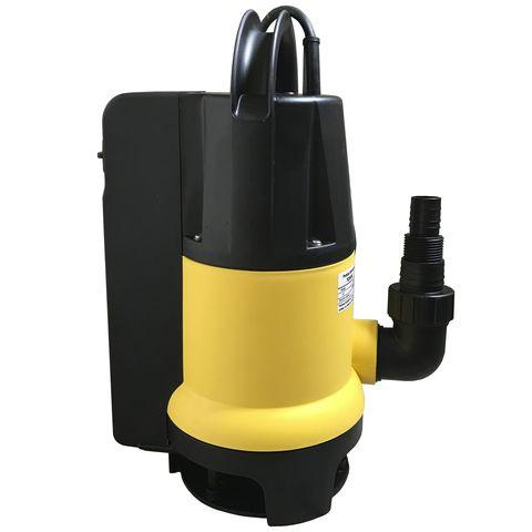 Насос дренажный cо встроенным поплавком Optima FQ500 C 0,5кВт