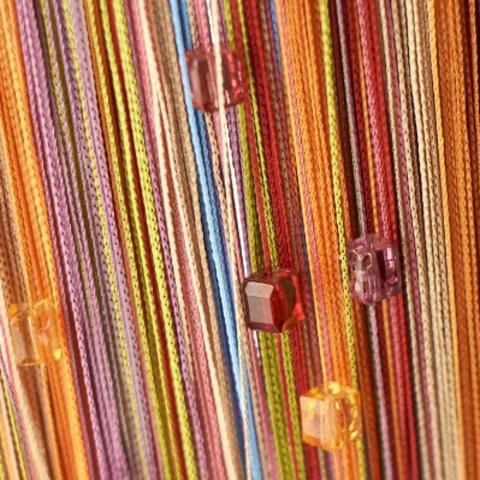 Радуга с кубиками Гол.-фиолет.-зел.-бордо-беж-оранж. Ш-300см., В-280см. Арт.104