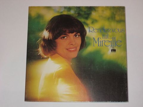 Mireille Mathieu / Rendezvous Mit Mireille (LP)