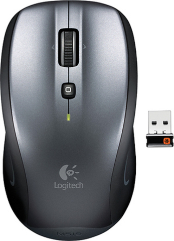 LOGITECH M515 Wireless Silver