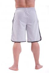 Мужские шорты Nebbia 343 light grey